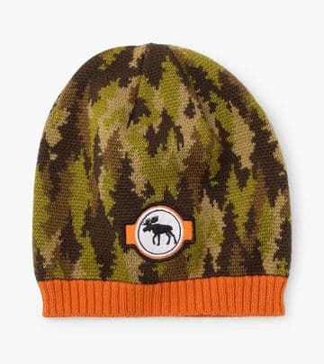 Hatley  Forest Camo Winter Hat F20CAK1481