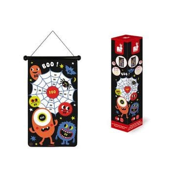 Janod Magnetic Dart Game Monsters