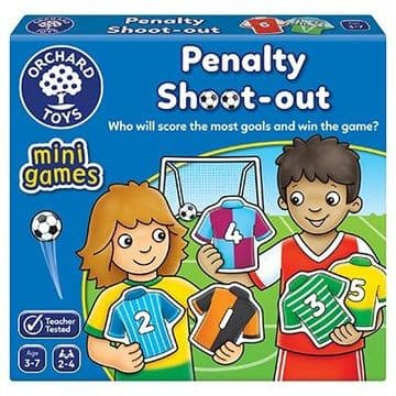 Orchard Toys Penalty Shoot Out Game