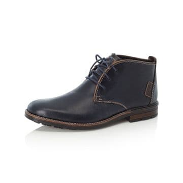 Rieker F1310 men lace up ankle boot