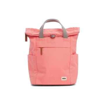 Roka Finchley A - Small Sustainable  Backpack - Coral