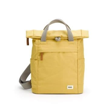 Roka Finchley A - Small Sustainable  Backpack - Flax