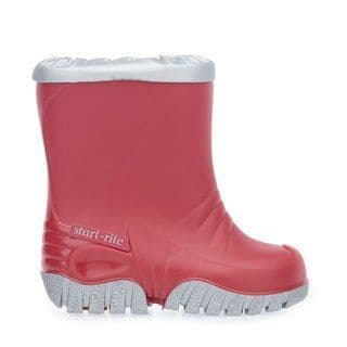 Start-Rite Baby Mudbuster Red Wellington Boots