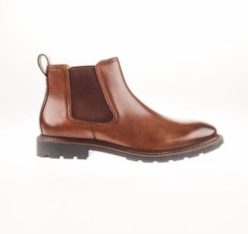 Steptronic Lord wide fit Chelsea Boot