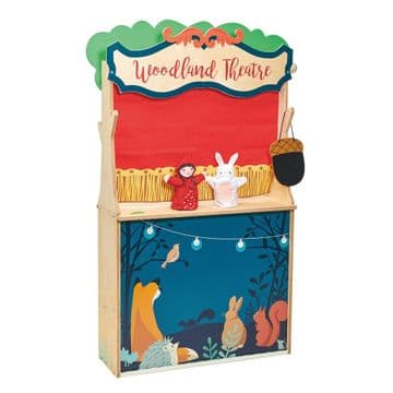 Tender Leaf Woodland Stores And Theatre TL8256