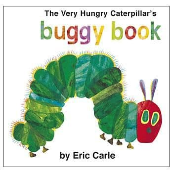 The Very Hungry Caterpillar Buggy Book HC9003