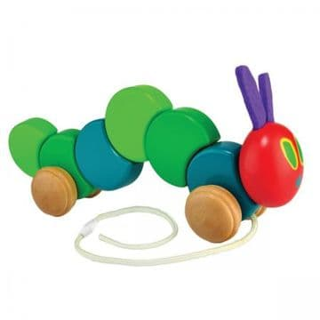 Very Hungry Caterpillar Pull Along