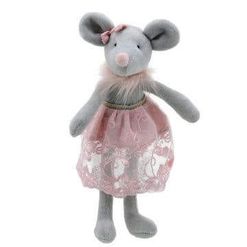 Wilberry Dancers Mouse In Skirt WB004107