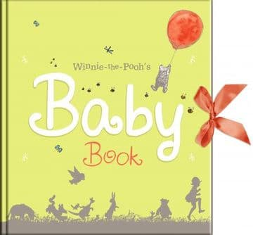 Winnie The Pooh Baby Memory Book DN9215