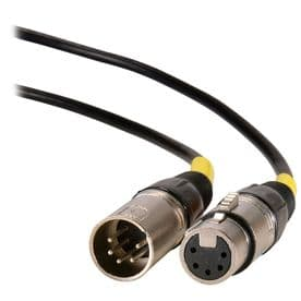 5-Pin DMX Cable - 5FT