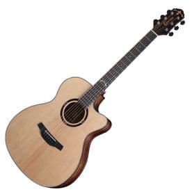 Crafter HT-800CE Acoustic Guitar - Natural
