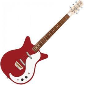 Danelectro The 'Stock '59' Electric Guitar - Vintage Red