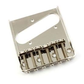 Left Handed Vintage Bridge for Telecaster® - Nickel