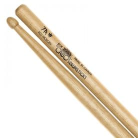 Los Cabos 7A Red Hickory Drumstick - Wood Tip