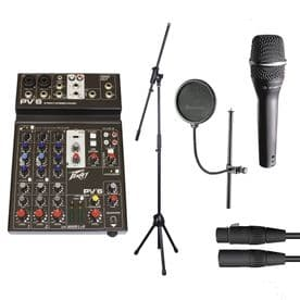 Peavey Home Recording Pack 1