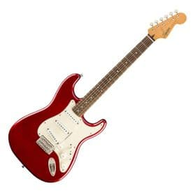 Squier Classic Vibe '60s Strat, Laurel Fingerboard - Candy Apple Red