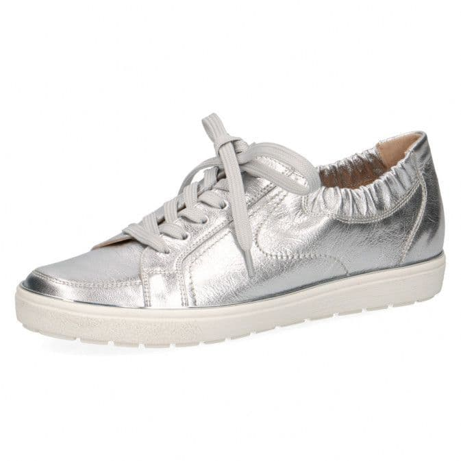 CAPRICE TRAINERS - STYLE 9-23650-26 920 (SILVER)