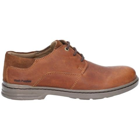 HUSH PUPPIES Max Hanston Classic Lace Up Shoe