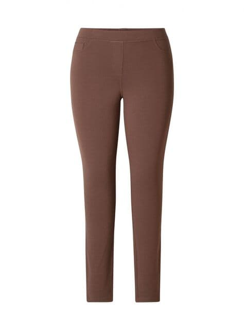 YEST Brown Jeggings