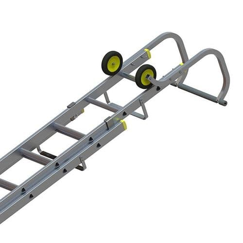 Youngman 576636 2 Section Roofing Ladders 3.77m