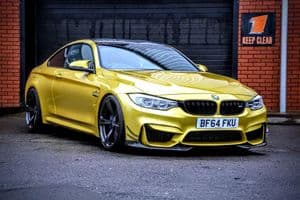 AC Schnitzer ACS4 Sport conversion for BMW M4 coupe (F82)