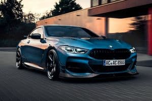 AC Schnitzer ACS8 conversion for BMW M850i coupe (G15) M Sport, from