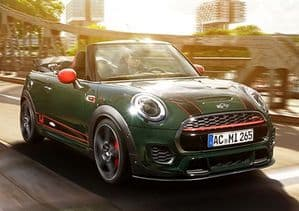 AC Schnitzer conversion for MINI Cooper S / JCW convertible (F57), from