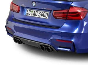 AC Schnitzer quad sports exhaust for BMW M3 (F80), from