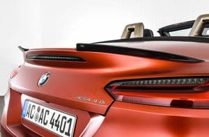 AC Schnitzer rear spoiler elements for BMW Z4 (G29)