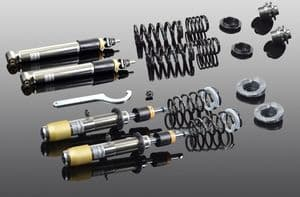 AC Schnitzer RS adjustable suspension for BMW Z4 (G29), from