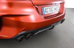AC Schnitzer sports exhaust for BMW Z4 (G29), from