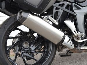 AC Schnitzer Stealth LE exhaust, for K 1300 S