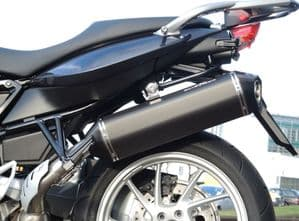 AC Schnitzer Stealth silencer for BMW F 800 GT