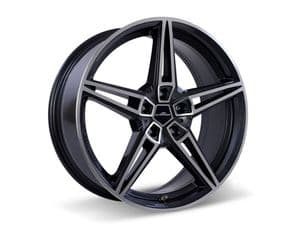 AC1 bi-colour alloy wheel sets 19
