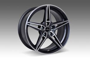AC1 bi-colour alloy wheel sets 20