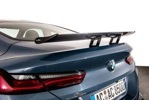 Carbon fibre Racing rear wing for BMW 8 series coupe (G15)