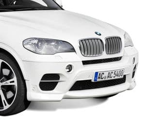 Front skirt for BMW X5 (E70) from 03/10 (LCI)