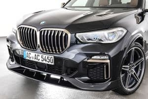 Front spoiler for BMW X5 (G05) M Sport