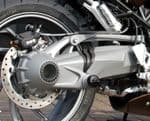 R 1200 ST Swingarm crash pad