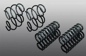 Suspension springs for BMW X3/4M