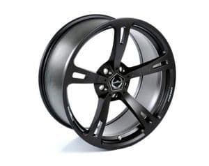 Type V Forged anthracite alloy wheel sets 22