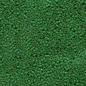 Miyuki Delica Seed Beads Size 11 Dyed Opaque Kelly green 5g