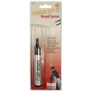 Thread Zapper II by Beadsmith great for finishing Ribbon or beading thread