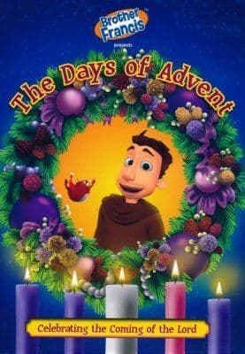 Brother Francis: Days of Advent DVD