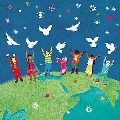 Compassion UK - Doves of Peace Christmas Cards