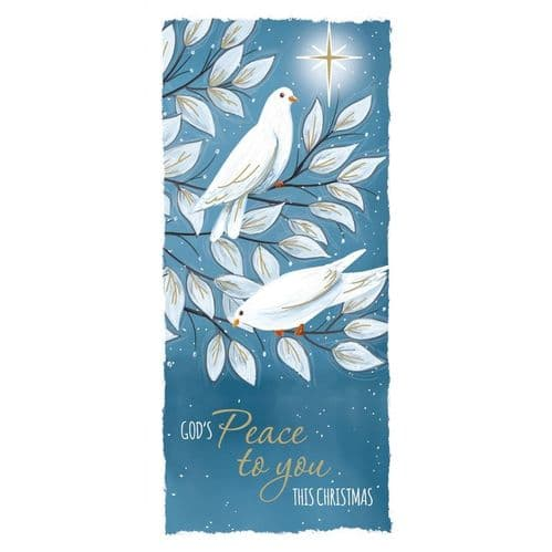 The Leprosy Mission - Peace to You Christmas Cards