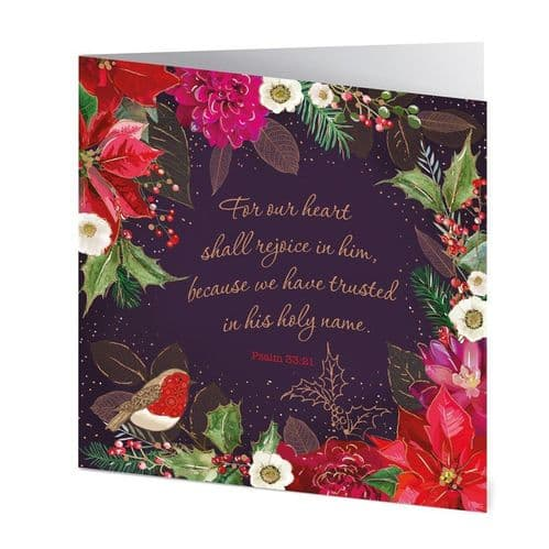 The Leprosy Mission - Rejoice Christmas Cards