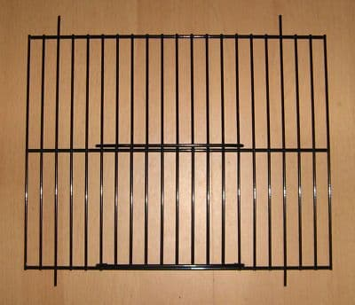 2 x BLACK UNIVERSAL FINCH / CANARY CAGE / CARRY UNI CAGE FRONTS 10