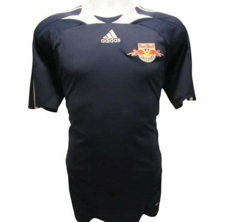2007-2008 Red Bull Salzburg Away Football Shirt, Adidas, Medium, VGC