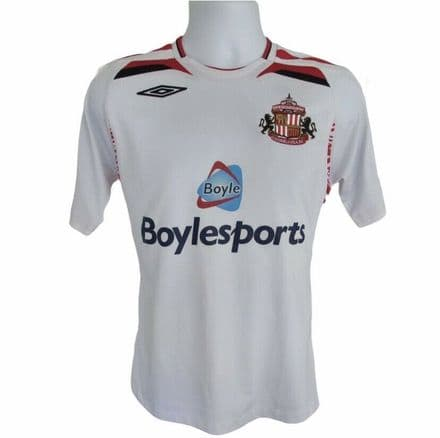 2007-2008 Sunderland Away Football Shirt, Umbro, (Excellent Condition)